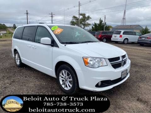 2019 Dodge Grand Caravan for sale at BELOIT AUTO & TRUCK PLAZA INC in Beloit KS