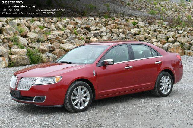 2010 Lincoln MKZ for sale in Naugatuck, CT