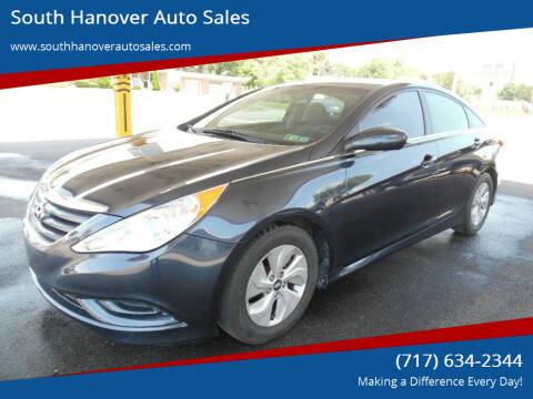 2014 Hyundai Sonata for sale at South Hanover Auto Sales in Hanover PA