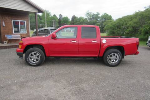 2011 Chevrolet Colorado for sale at Clearwater Motor Car in Jamestown NY