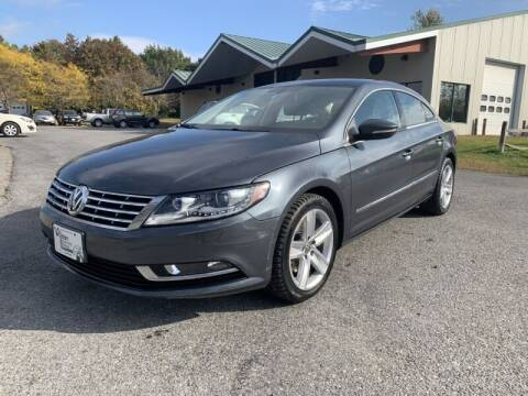 2014 Volkswagen CC for sale at Williston Economy Motors in South Burlington VT