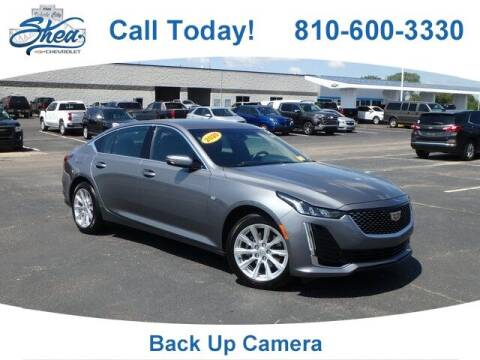 2020 Cadillac CT5 for sale at Erick's Used Car Factory in Flint MI