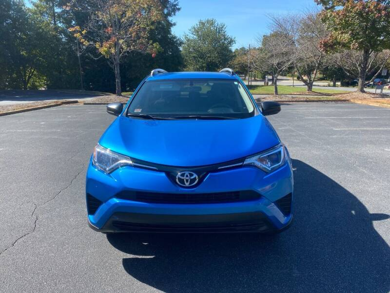 2016 Toyota RAV4 for sale at SMZ Auto Import in Roswell GA