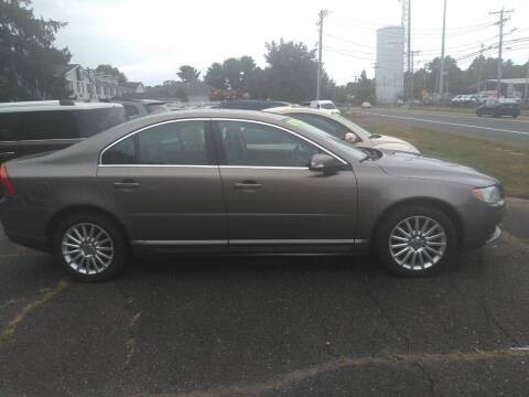 2008 Volvo S80 for sale at Guilford Auto in Guilford CT