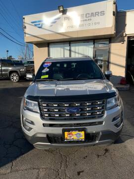 2016 Ford Explorer for sale at Prime Cars Auto Sales in Saugus MA
