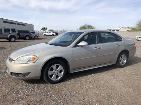 2010 Chevrolet Impala for sale at AUTO HOUSE PHOENIX in Peoria AZ