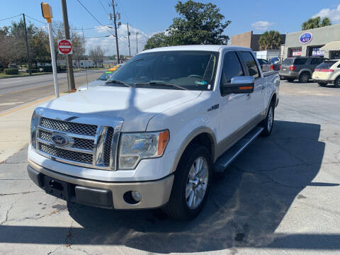 2010 Ford F-150 for sale at LEE AUTO SALES & SERVICE INC in Valdosta GA
