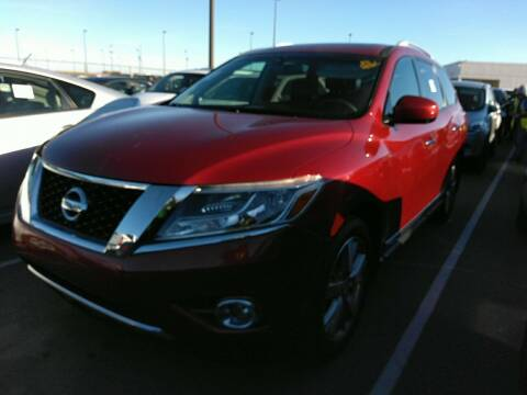 2014 Nissan Pathfinder for sale at San Jose Auto Outlet in San Jose CA