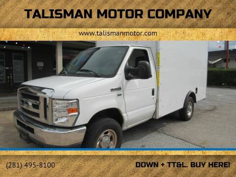 2012 Ford E-Series Chassis for sale at Don Jacobson Automobiles in Houston TX