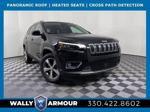 2021 Jeep Cherokee for sale at Wally Armour Chrysler Dodge Jeep Ram in Alliance OH