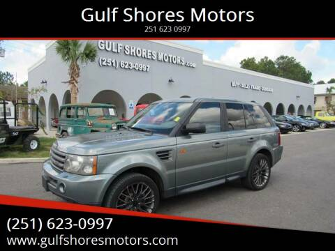 2006 Land Rover Range Rover Sport for sale at Gulf Shores Motors in Gulf Shores AL