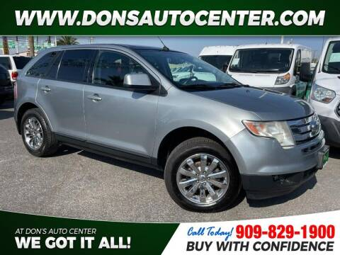 2007 Ford Edge for sale at Dons Auto Center in Fontana CA