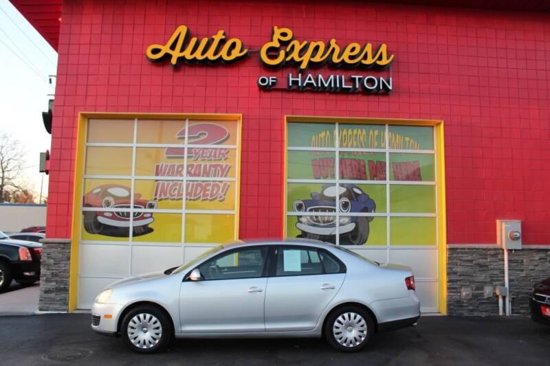 2009 Volkswagen Jetta for sale at AUTO EXPRESS OF HAMILTON LLC in Hamilton OH