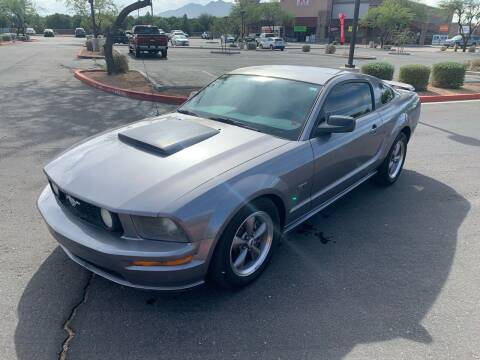 2006 Ford Mustang for sale at San Tan Motors in Queen Creek AZ