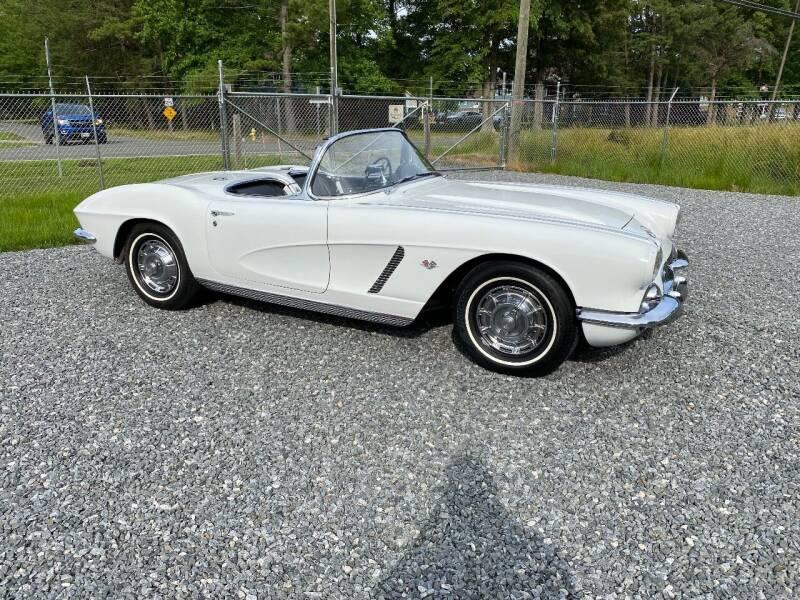 1962 Chevrolet Corvette for sale at F & A Corvette in Colonial Beach VA