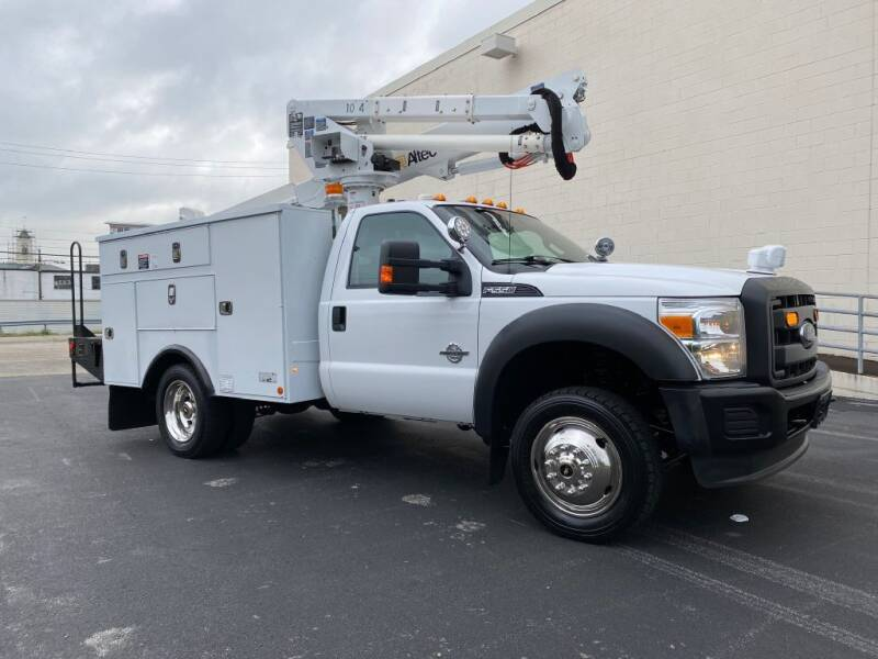 2015 Ford F-550 Super Duty for sale at Heavy Metal Automotive LLC in Anniston AL