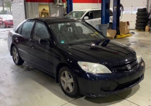 2004 Honda Civic for sale at Cobalt Cars in Atlanta GA