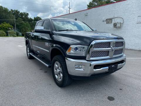 2015 RAM Ram Pickup 3500 for sale at Consumer Auto Credit in Tampa FL