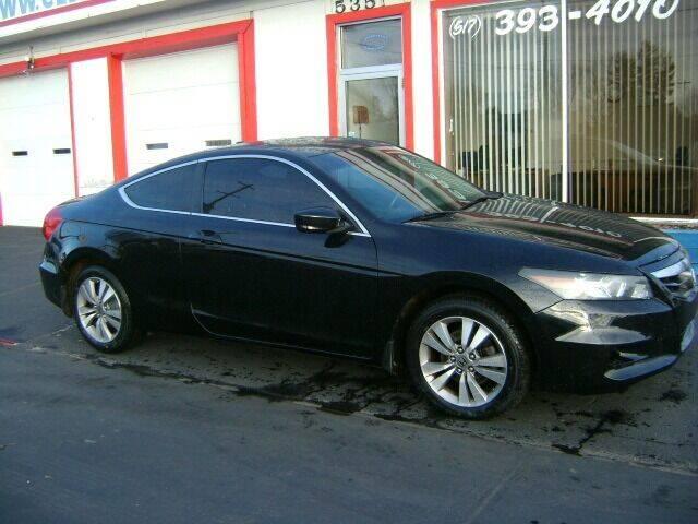 2011 Honda Accord for sale at Cedar Auto Sales in Lansing MI