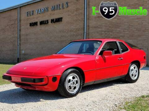 1987 Porsche 924 for sale at I-95 Muscle in Hope Mills NC