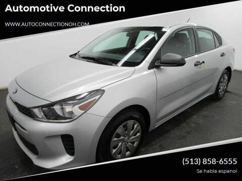 2018 Kia Rio for sale at Automotive Connection in Fairfield OH