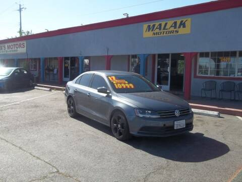 2017 Volkswagen Jetta for sale at Atayas Motors INC #1 in Sacramento CA