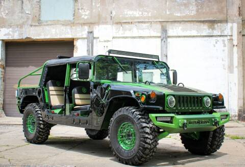 1990 AM General Hummer for sale at Great Lakes Classic Cars & Detail Shop in Hilton NY