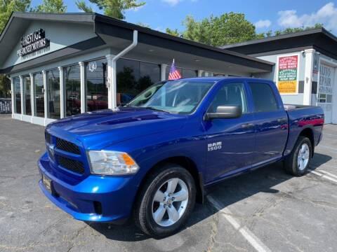 2014 RAM Ram Pickup 1500 for sale at Prestige Pre - Owned Motors in New Windsor NY