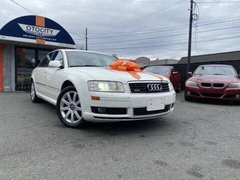 2005 Audi A8 for sale at OTOCITY in Totowa NJ