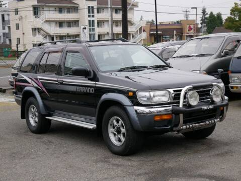 1996 Nissan Terrano for sale at JDM Car & Motorcycle LLC in Seattle WA