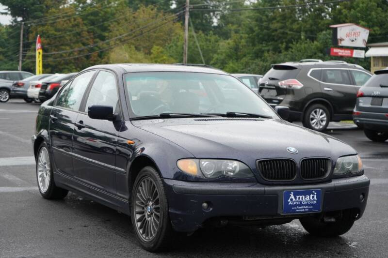 2002 BMW 3 Series for sale at Amati Auto Group in Hooksett NH