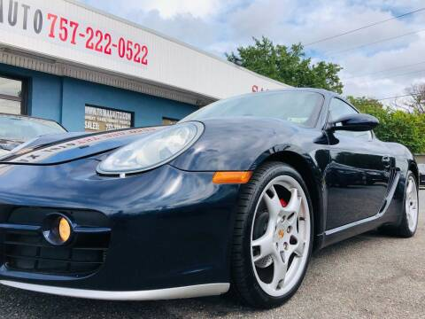 2006 Porsche Cayman for sale at Trimax Auto Group in Norfolk VA