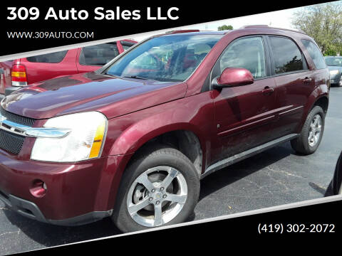2007 Chevrolet Equinox for sale at 309 Auto Sales LLC in Harrod OH