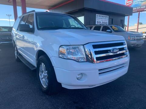 2011 Ford Expedition for sale at JQ Motorsports East in Tucson AZ