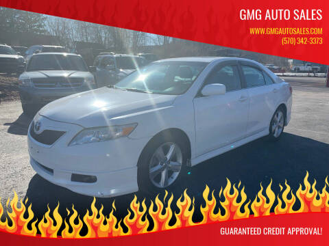 2011 Toyota Camry for sale at GMG AUTO SALES in Scranton PA