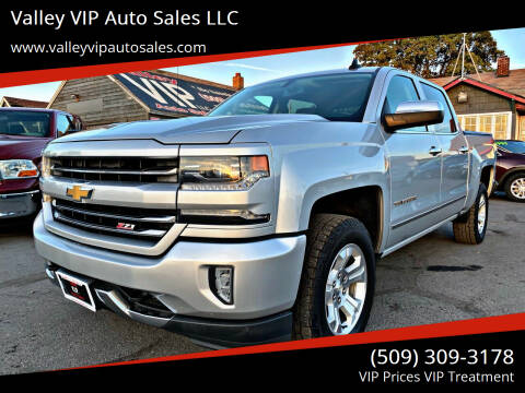 2016 Chevrolet Silverado 1500 for sale at Valley VIP Auto Sales LLC in Spokane Valley WA