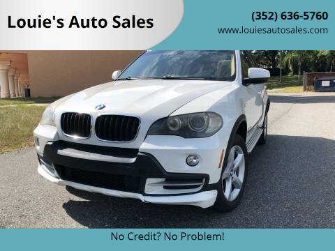 2009 BMW X5 for sale at Louie's Auto Sales in Leesburg FL