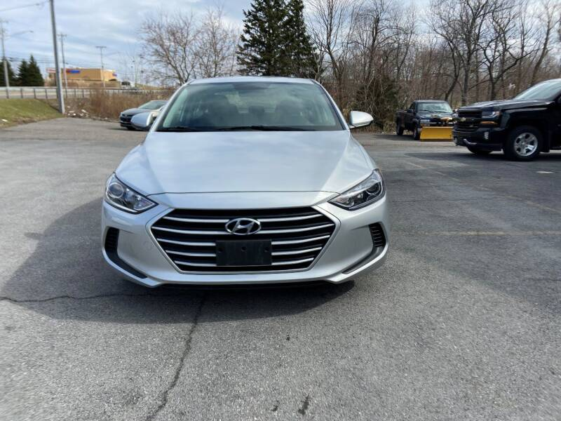 2017 Hyundai Elantra SE 4dr Sedan (US midyear release) - Oswego NY
