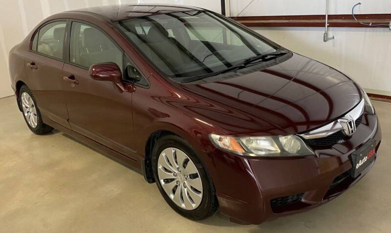 2010 Honda Civic for sale at eAuto USA in New Braunfels TX