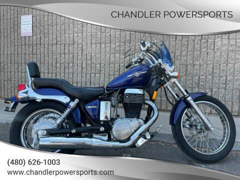 2007 Suzuki Boulevard  for sale at Chandler Powersports in Chandler AZ