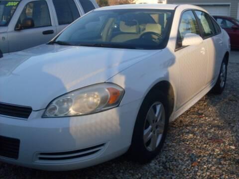 2010 Chevrolet Impala for sale at Flag Motors in Islip Terrace NY
