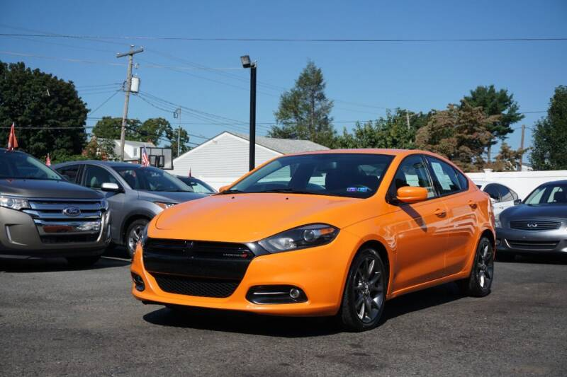 2013 Dodge Dart for sale at HD Auto Sales Corp. in Reading PA