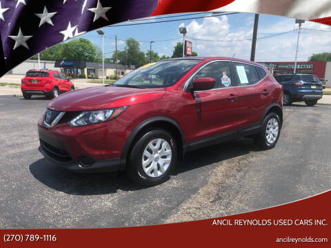 2019 Nissan Rogue Sport for sale at Ancil Reynolds Used Cars Inc. in Campbellsville KY