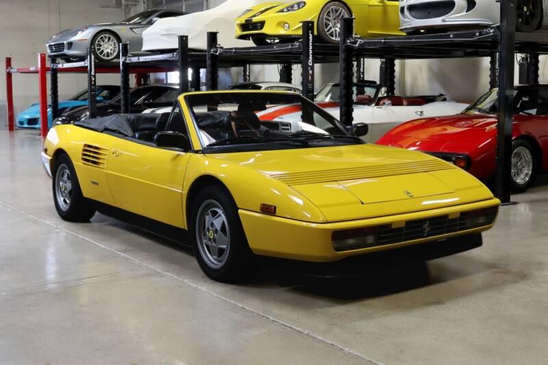 1989 Ferrari Mondial T for sale in San Carlos, CA