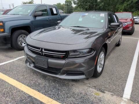 2016 Dodge Charger for sale at Strosnider Chevrolet in Hopewell VA