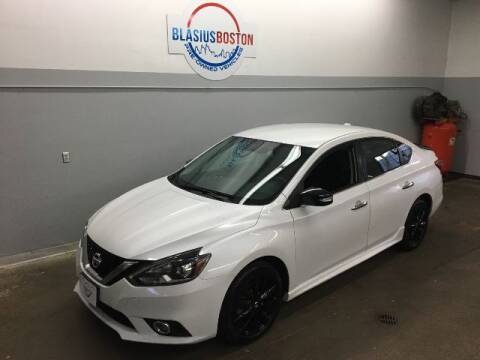2017 Nissan Sentra for sale at WCG Enterprises in Holliston MA