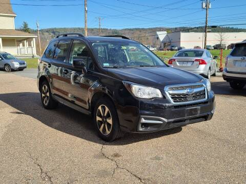 2017 Subaru Forester for sale at Green Cars Vermont in Montpelier VT