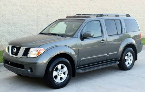 2005 Nissan Pathfinder for sale at Raleigh Auto Inc. in Raleigh NC
