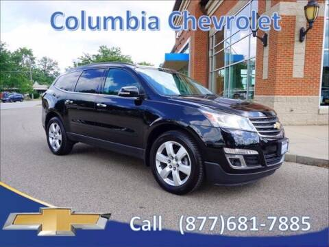 2017 Chevrolet Traverse for sale at COLUMBIA CHEVROLET in Cincinnati OH