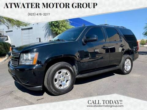 2014 Chevrolet Tahoe for sale at Atwater Motor Group in Phoenix AZ